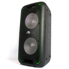 Caixa De Som Amplificada Sumay Cap15t 600w Rms Bluetooth