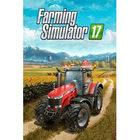 Farming Simulator 17 Platinum Edition Ropa (mídia Física) Pc