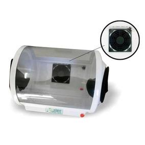 Câmara P/ Desgaste Jateamento C/ Iluminação Exaustor Biotron