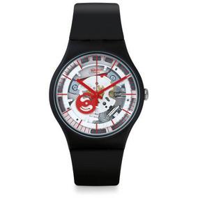 4b66bed2263 Relogio Automatico Swatch Esqueleto - Relógios no Mercado Livre Brasil
