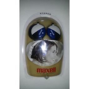 Fone De Ouvido Maxell Ec-150 Com Nfe E Garantia