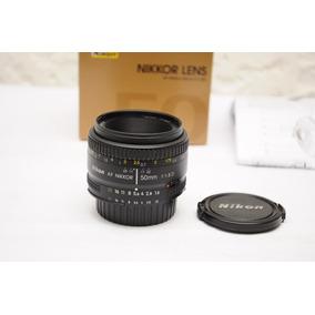 Lente Nikon 50mm D F1.8 Af Digital (casi Nuevo, Impecable)
