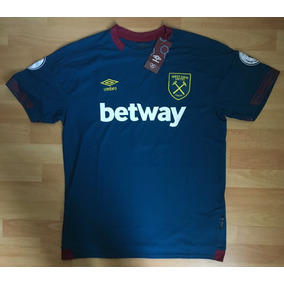 Formidable Jersey Chicharito West Ham 2019 Visita Parches 2a0dae6b7