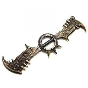 3 Armas Lol Espada Draven Of Legends Chaveiro + Suporte 4f793ff502
