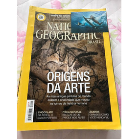 10 Revistas National Geographic De 2015