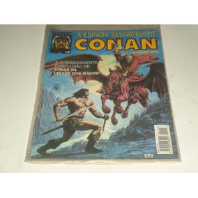 Conan - A Espada Selvagem Varios A 9.90 Cada