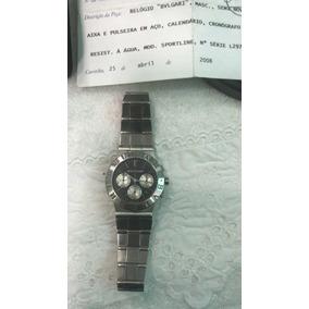 274ba0ed43b Parafuso Da Caixa Do Bvlgari Assioma - Relógios no Mercado Livre Brasil