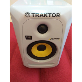 Monitor De Audio Krk Rokit 5 Branco ( Uma Unidade )