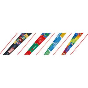 Cordão Para Crachás Personalizado Colorido