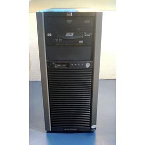 Hp Ml150 G5 Xeon E5405 4gb Ram 146gb Dat72