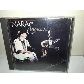 Cd Nara X Menescal Um Cantinho, Um Violão 1985 ( Semi Novo)