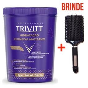 Hidratação Intensiva Matizante Trivitt 1kg Profissional