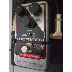 Pedal Delay Ehx Memory Toy