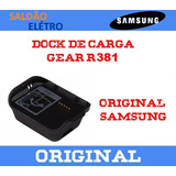 71f86a4bcce Dock Carregador Para Relogio Samsung Gear 2 Sm-r381 Original