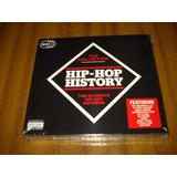 Box Rap Hip Hop   Varios Interpretes (nuevo Y Sellado) 4 Cds aafe6f9b238