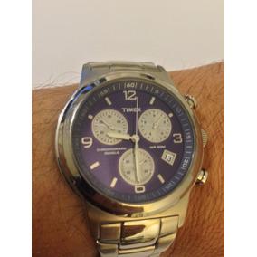 7a2c240f5ed Relogio Timex Indiglo Wr 50m - Relógio Timex Masculino no Mercado ...