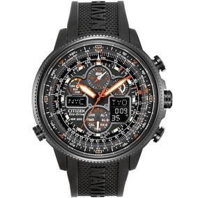 Reloj Citizen Navihawk Para Hombre Original Jy8035-04e