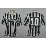 Camisa Juventus Kappa Danone Anos 90  10 Pintado - G 375692c0f29f2