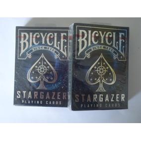 2 Baralhos Bicycle Stargazer Selado F. Gratis