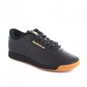 Tenis Para Hombre Reebok Bs8457-049646 Color Negro