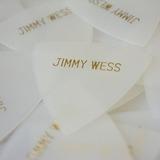 Plumillas 50 Piezas Jimmy Wess Triangulo Blanco Envio Gratis