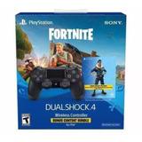 Control Ps4 Dualshock 4+ Skin Fortnite+ 500 Pavos