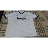 Camisa Oficial adidas Real Madrid Home 2012/2013 - Ronaldo 7