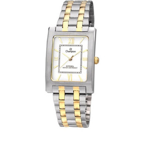 8aabe41b221 Relogio Champion Quadrado Masculino - Relógio Champion no Mercado ...