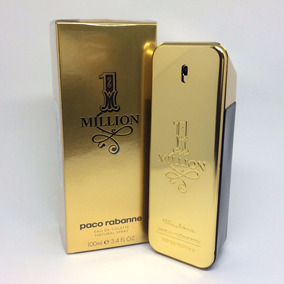 Perfume Paco Rabanne One 1 Million 100ml Masculino + Amostra