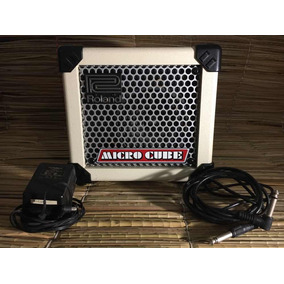 Amplificador Roland Microcube Para Fender, Gibson, Boss.