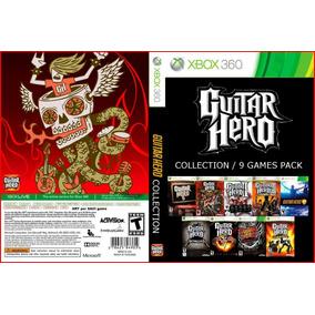 Xbox 360 Guitar Hero Collection Destravado Lt3.0