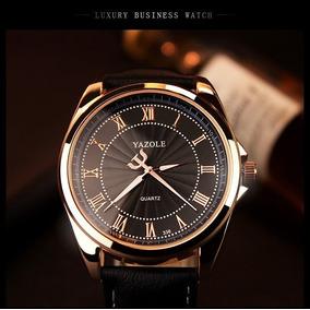 e6574afd768 Relogio Yazole 336 Masculino - Relógios De Pulso no Mercado Livre Brasil