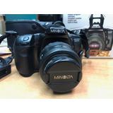 Camara Minolta 400si Af 35-70mm Mz Lente Zoom