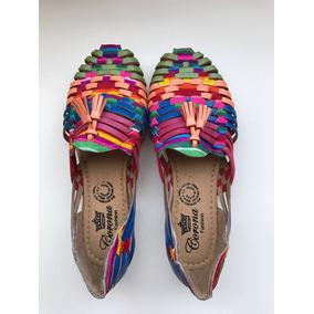 Artesanales En México Mercado Libre Flats Zapatos Mexicanos f7Bw8