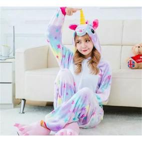 Kigurumi Unicornio De Estrellas Pijama