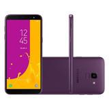 Smartphone Samsung Galaxy J6 32gb Violeta 4g-octa Core 2gb