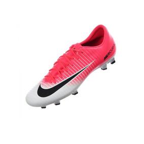 Zapatos De Futbol Nike Mercurial Rosas en Mercado Libre México e8f3b5cab37ad