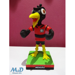 Boneco Urubu Do Flamengo - Arte e Artesanato no Mercado Livre Brasil 93d694a017b54