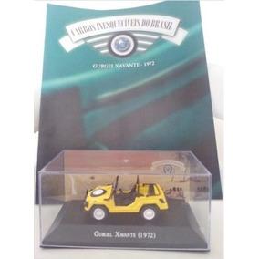 Gurgel Xavante/carros/carrinho/brasil/coleção/miniatura