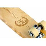 Skateboard Z-flex Since 1976 Madeira 35 Years Com Lixa A8175