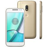 Smartphone Moto G4 Play Dtv Xt1603 Tela 5.0