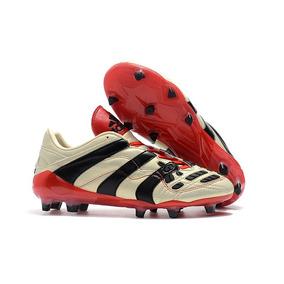 Chuteira Adidas Predator Acceletaror Fg 2014 Nova! Adultos ... 07ce99136c017
