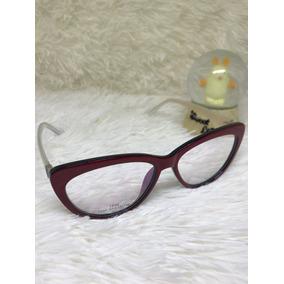 d62a9368b6d55 Óculos Cat Eye Classic Vermelho Pin Up Retro Vintage - Óculos no ...