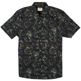 2a6d2df37d Camisa Mcd Original - Camisa Masculino no Mercado Livre Brasil