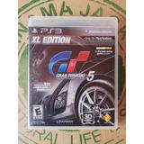 Gran Turismo 5 Ps3 Usado