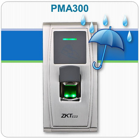 Controle De Acesso Biométrico E Rfid Ma300 - Ip65