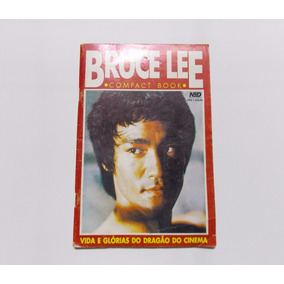 Bruce Lee Revista Compact Book Para Colecionador