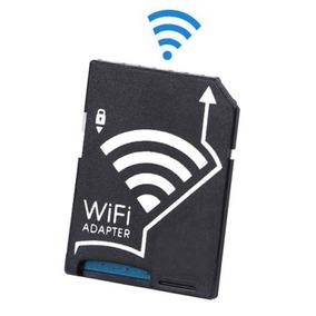 Adaptador Wifi Sd Micro Sdhc Tf Sdhc Para Io Android