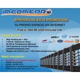 Web Hosting Y Registro De Dominios En Ecuador