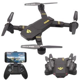 Drone Visuo Xs809hw-hd Câmera De 2mp Promoção C/ Caixa X E58